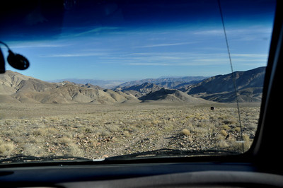 Rock road, it was pushing the clearance limits of our trailblazer.