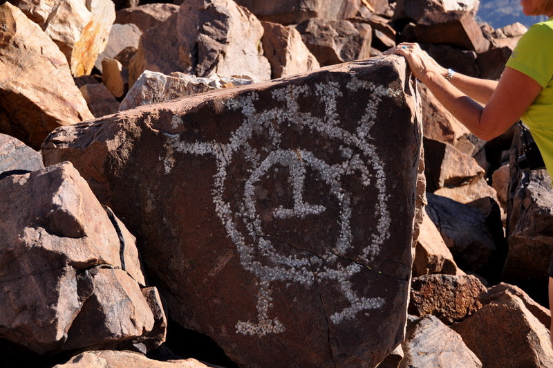 What a crazy glyph! Wish I knew what kind of meaning it has.