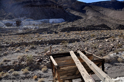 The Mine area