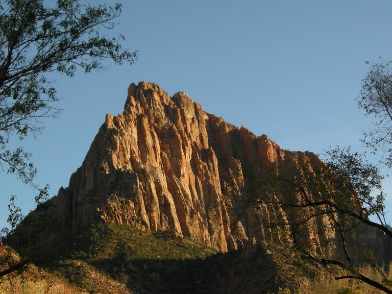 The Watchtower (in Zion)
