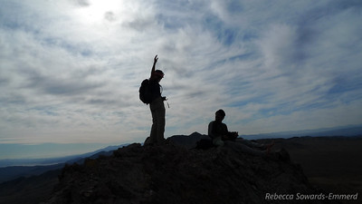 Summit silhouettes