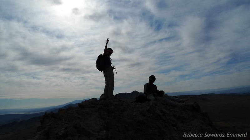 Summit silhouettes