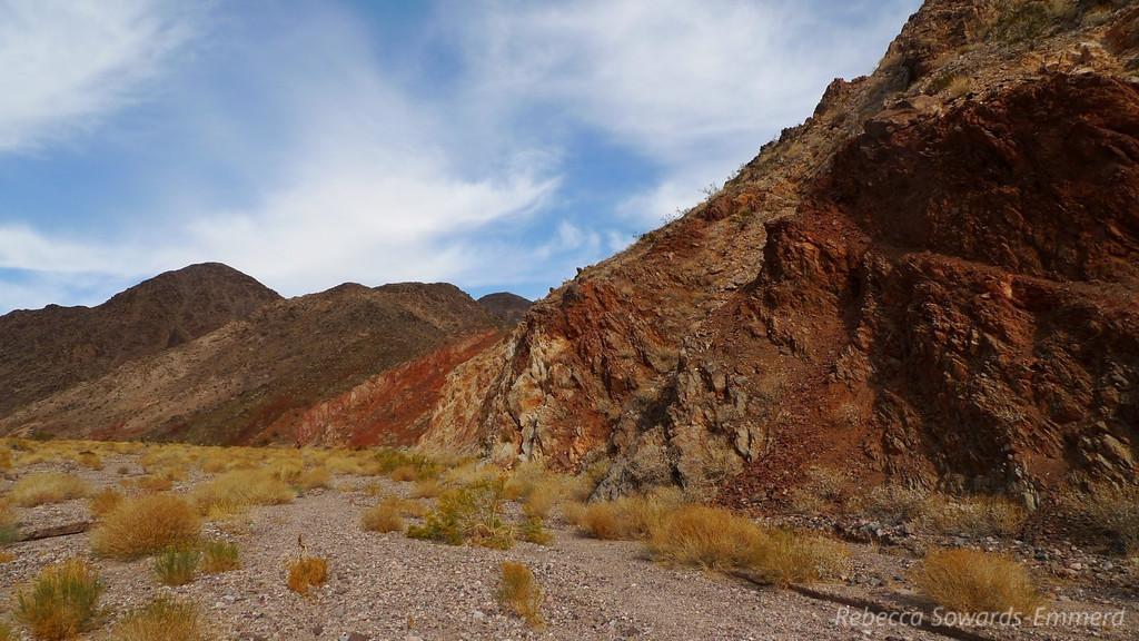 Virgin Springs Canyon