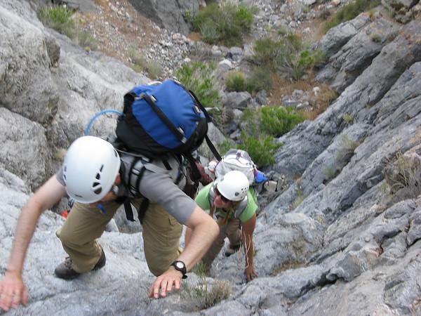 Desert Peaks and hikes