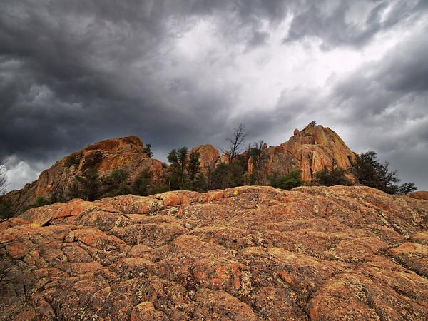 Storm at Granite Gardens