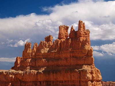 Castles in the Sky - Bryce Canyon
