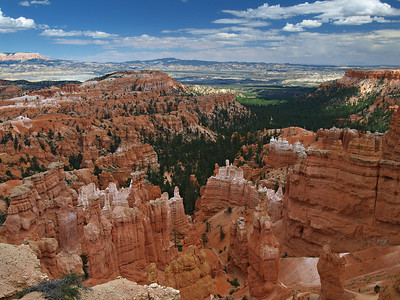 View from Sunset Point - Bryce Canyon