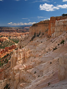 Bryce Canyon - Looking at Sunset Point