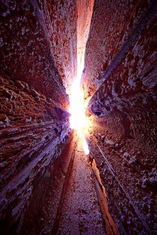 - Journey to the Center of the Earth -<br /> <br /> Cathedral Gorge