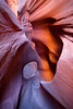 ~ The Water Hole ~<br /> <br /> Peek A Boo Canyon in southern Utah