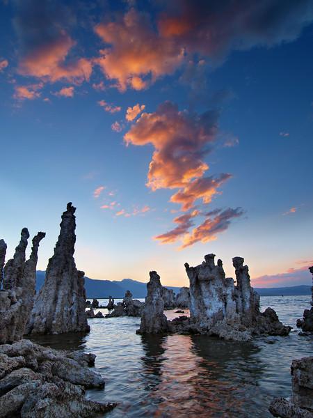 Sunset on Other Worlds - Mono Lake