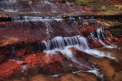Flow over Redrock