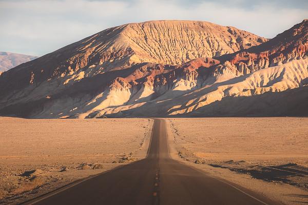Badlands, Death Valley