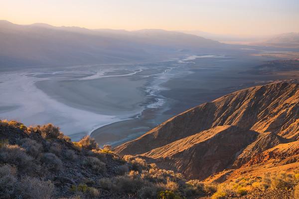 Dantes View, Death Valley