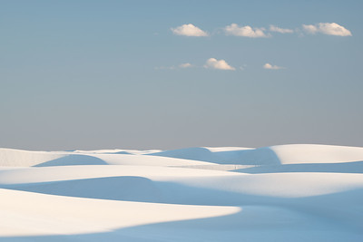 Clouds and Dunes