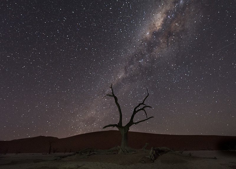 Night at Deadvlei V
