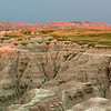 Big Badlands Dawn