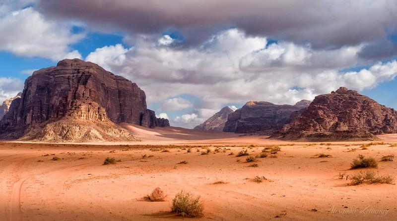 Bedouin Path