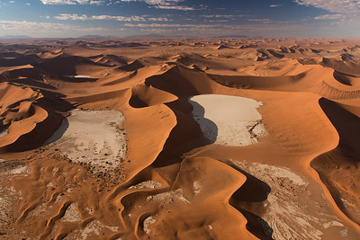 The Great Dunes of Namib