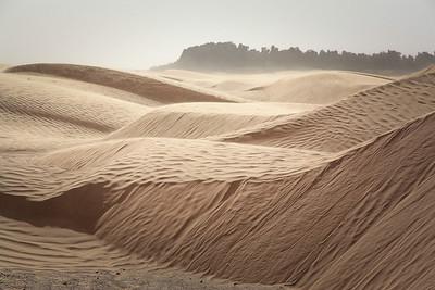 Sahara, Tunisie