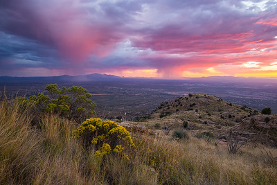 Tanque Verde Ridge Storm Light 4