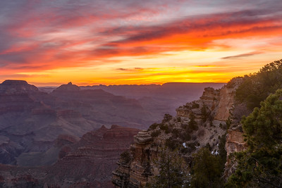 Yaki Point Dawn