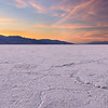 Salt Flat Sunset
