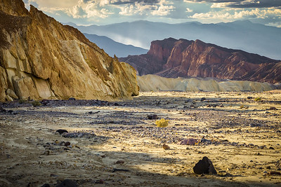 Furnace Creek Bluffs
