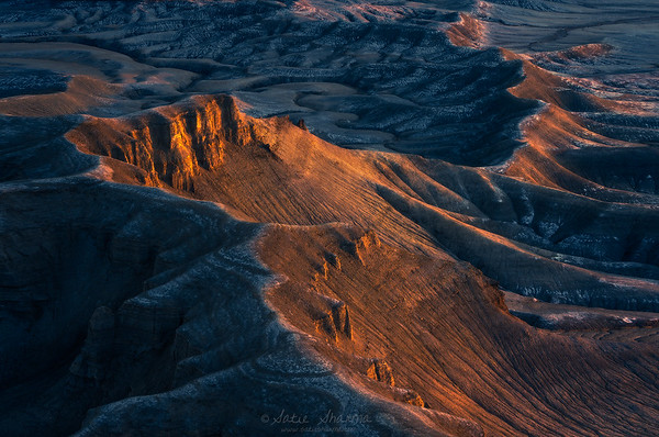 Badlands Sunrise