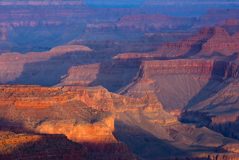 Grand Canyon Patterns