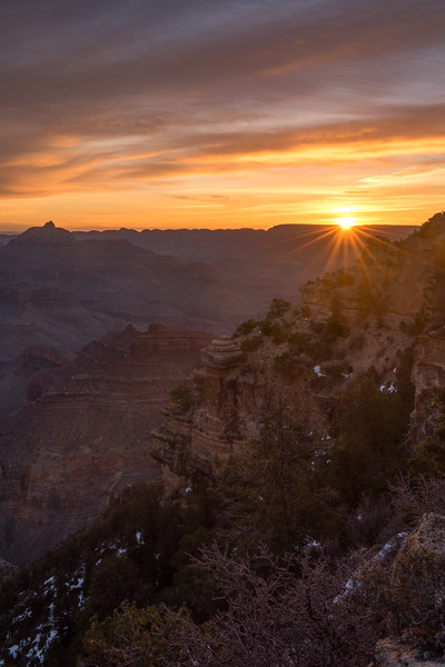 Yaki Point Sunrise