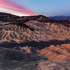 Zabriskie Point Sunrise 2