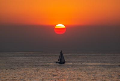 sunset sailboat resized
