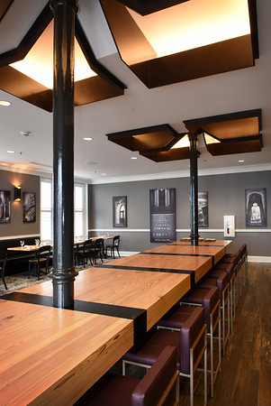 Ella's Table - Inn At Carnall Hall