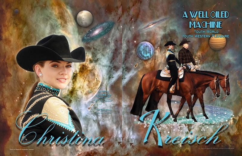 Christina Kreisch - youth world