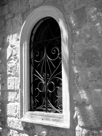Came accross this window in Dubrovnki Croatia had to take a picture of it!