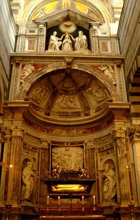 Small Chapel, Pisa Duomo
