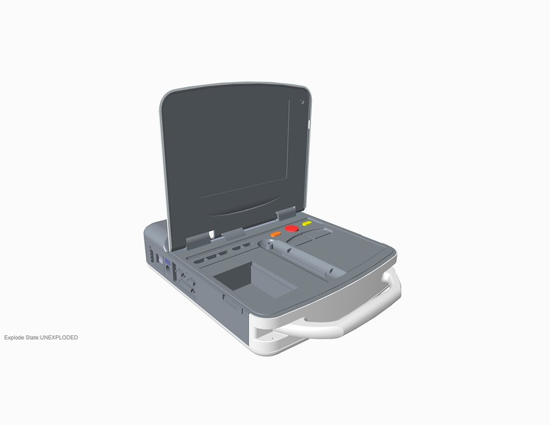 Pacemaker Programmer assembly