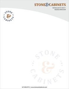 package 4 letterhead