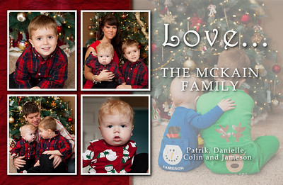 Christmas Card - McKain 002 (Sheet 2)