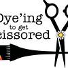 Dye'ing to Get Scissored - Final Logo