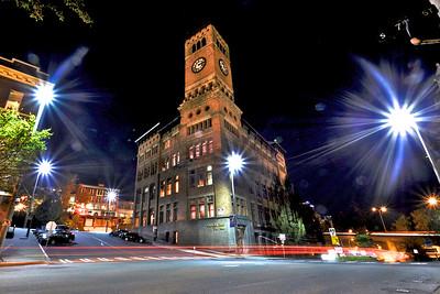 City Hall Tacoma