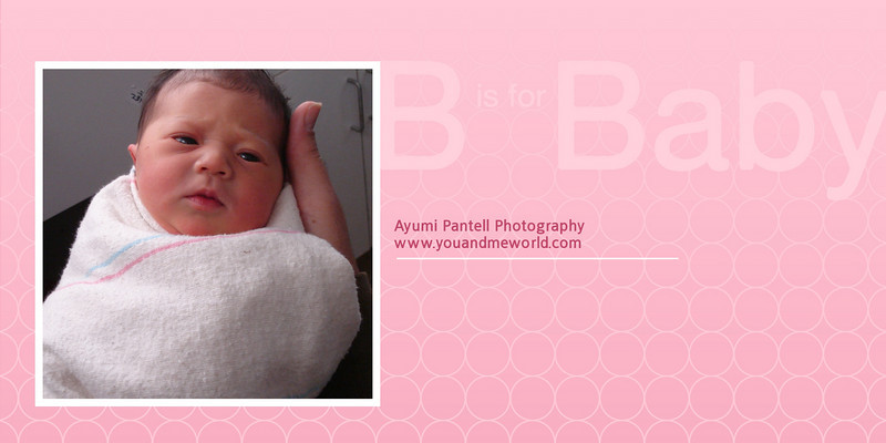 Baby - 01<br /> 4x8 Flat