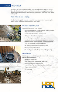Brochure Page