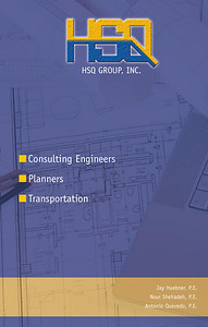 Company Brochure Cover