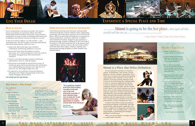 Brochure Page Spread.