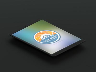 Isometric Matte Black iPad Pro 10.5 Mockup by Anthony Boyd Graphics
