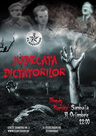 Judecata dictadorilor - Halloween