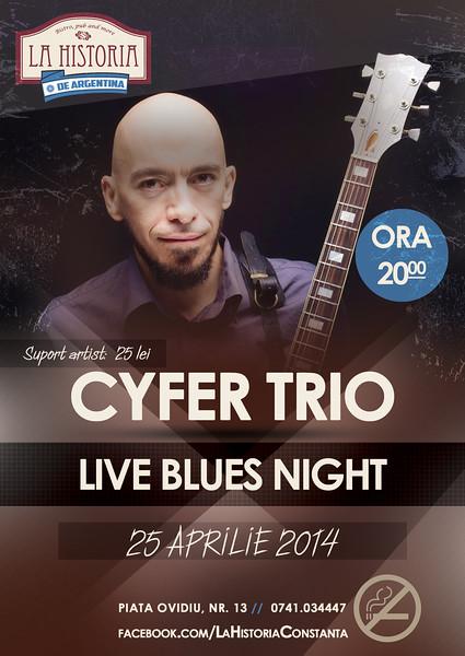 Concert Cyfer Trio