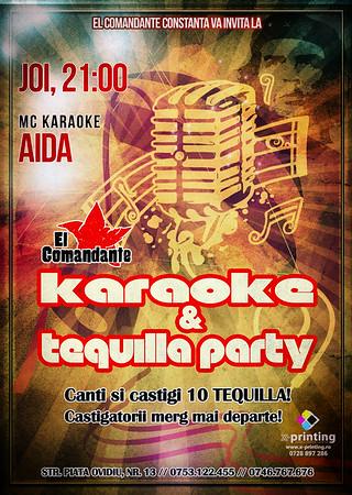 Karaoke & Tequila Party